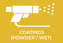 Coatings (Powder / Wet)